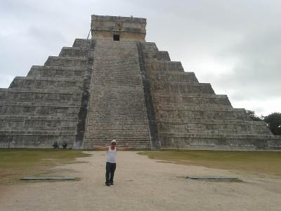 Sightseeing Mexico