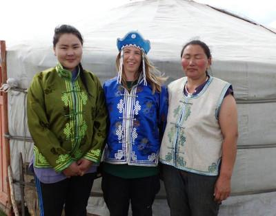 Volunteer placement Mongolia