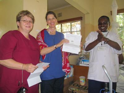 Nursing in Tanzania