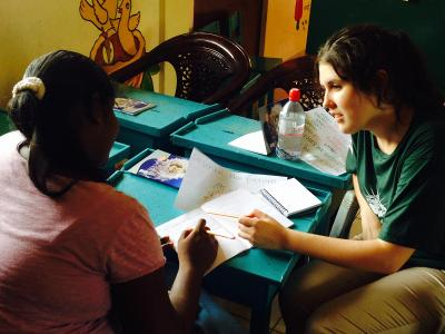 Community project Sri Lanka