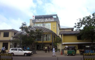 Medicine placement in Sri Lanka