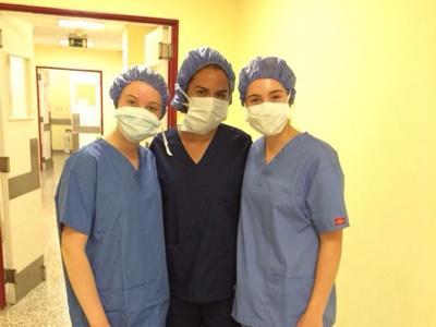 High School Special Medical Volunteers