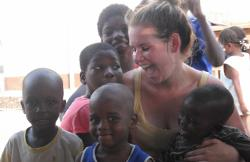 Volunteering in Togo