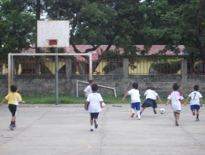 Sports at school