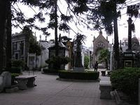 Cemetary in Buenos Aries