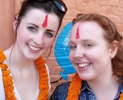 Nepal volunteer work