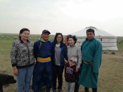My Nomad family