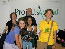 Volunteering with Projects Abroad