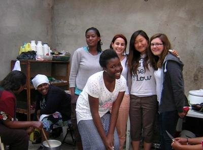 Tanzania volunteer project