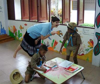 Voluntary Teaching Project in Thailand