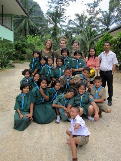 Volunteer Teaching Project in Thailand