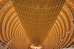 Jin Mao Hotel looking down