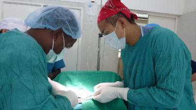 Medicine in Tanzania