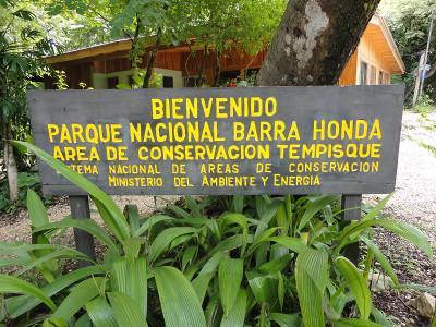 Barra Honda National Park