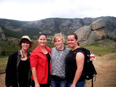 Volunteering in Mongolia