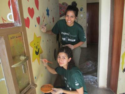 Kenya care volunteering project