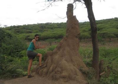 Travels in Kenya