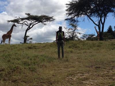 Wildlife conservation in Kenya