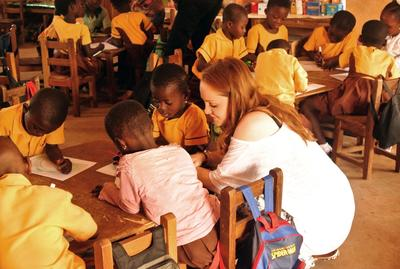 Care & Community in Ghana