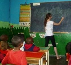 Teaching my class