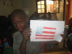 Senegal volunteer project