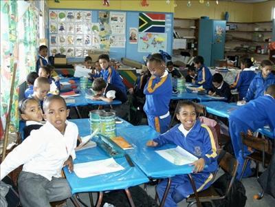 Grade 3 class
