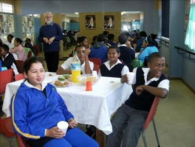 Hyde Park Primary farewell party
