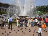 Fountain in Rabat