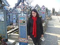 Romanian cemetary