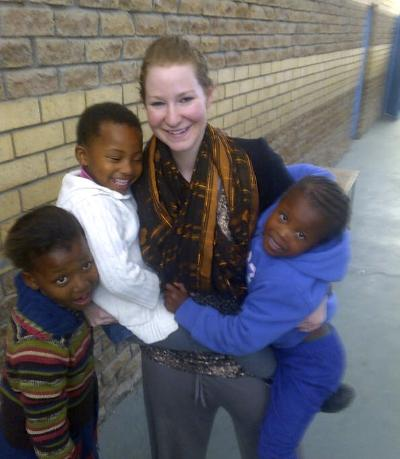 Volunteering South Africa