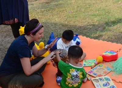 Volunteer ot placement Cambodia