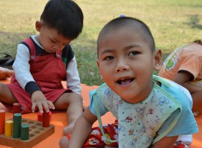 Volunteering project ot Cambodia