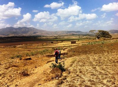 Ethiopia landscapes