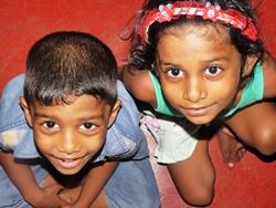 Children at placement