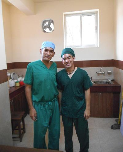 Surgery in Nepal