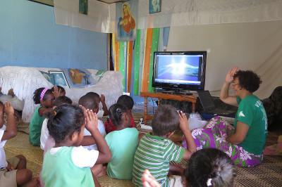Community involvement Fiji
