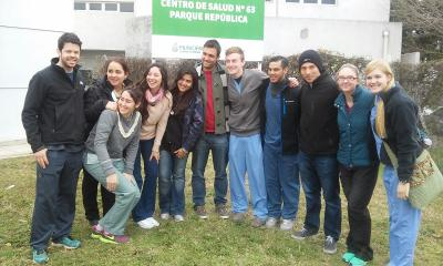 Medical & Healthcare volunteers in Argentina