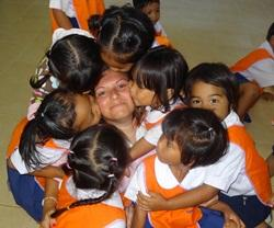 Volunteer at a day care centre in Thailand