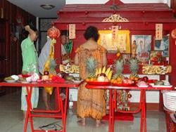 Volunteer at host family in Thailand