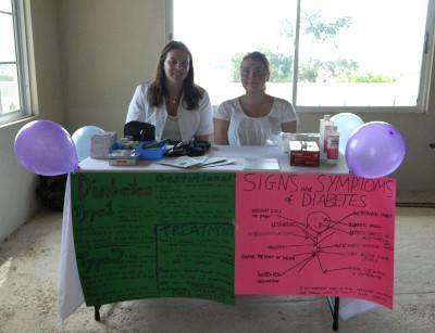 Medical outreach Jamaica
