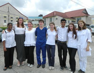 Medicine project Jamaica