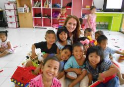 Care work in Thailand