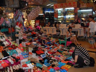 Market in Chengdu