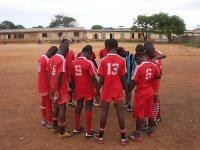 Team prayer