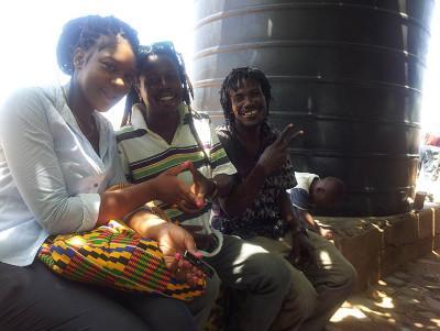 Volunteering Ghana