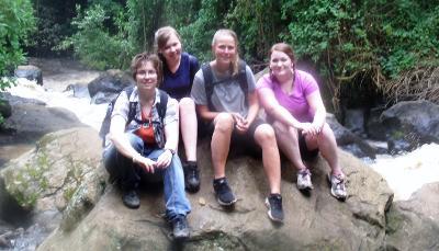 My friends in Kenya