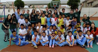 Project visit in China