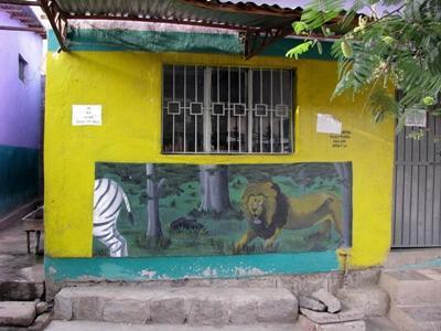 Classroom murals