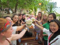 Volunteer 2ws Thailand