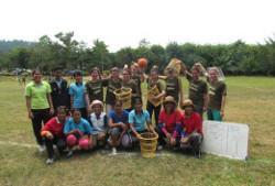 Volunteering 2WS Thailand